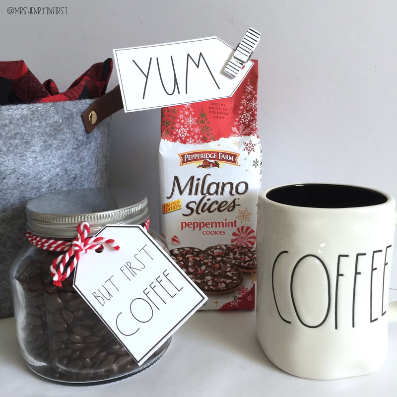 Gift ideas for coffee loving teachers
